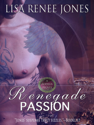 Renegade Passion (2012) by Lisa Renee Jones