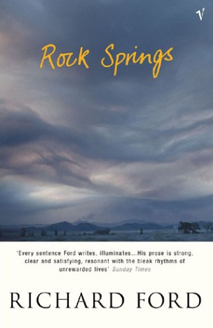 Rock Springs (2015) by Richard Ford