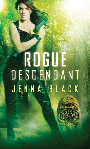 Rogue Descendant (2013) by Jenna Black
