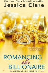 Romancing the Billionaire (2014) by Jessica Clare