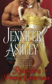Rules For A Proper Governess (2014) by Jennifer Ashley