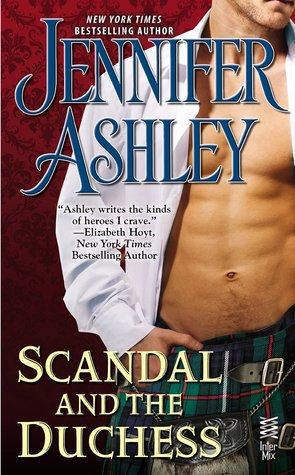 Scandal And The Duchess (2014) by Jennifer Ashley