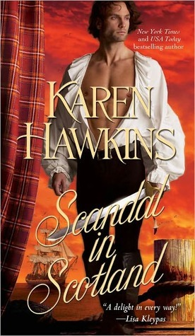 Scandal in Scotland (2011) by Karen Hawkins