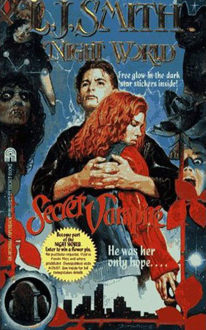 Secret Vampire (1996) by L.J. Smith