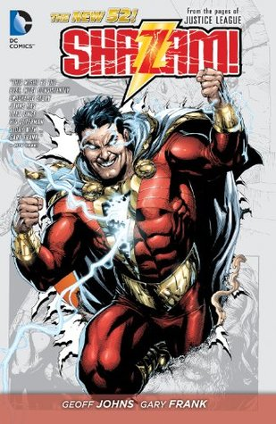 Shazam!, Vol. 1 (2013) by Geoff Johns