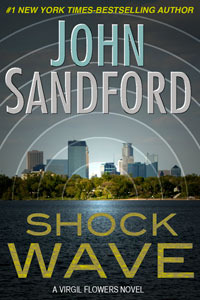 Shock Wave (2000) by John Sandford