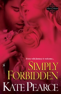 Simply Forbidden (2011) by Kate Pearce