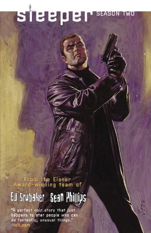 Sleeper Season 2 (2013) by Ed Brubaker