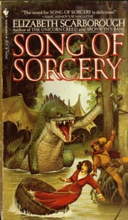 Song of Sorcery (1984) by Elizabeth Ann Scarborough