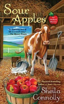 Sour Apples (2012) by Sheila Connolly