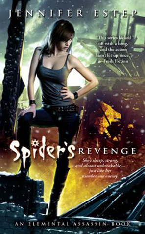 Spider's Revenge (2000) by Jennifer Estep