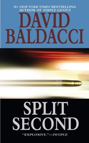 Split Second (2004) by David Baldacci