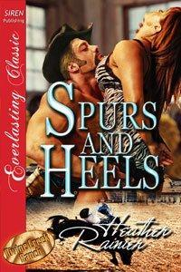 Spurs and Heels (2011) by Heather Rainier