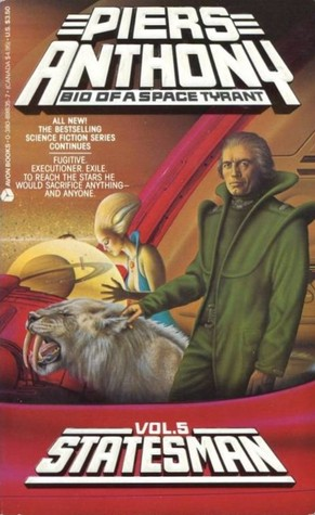 Statesman (1986) by Piers Anthony
