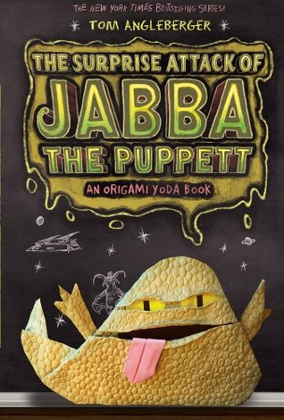 Surprise Attack of Jabba the Puppett: An Origami Yoda Book (2013)
