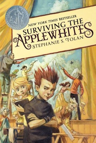 Surviving the Applewhites (2003) by Stephanie S. Tolan