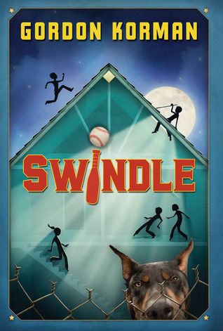 Swindle (2008) by Gordon Korman