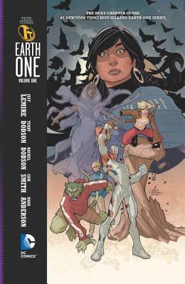 Teen Titans: Earth One Vol. 1 (2014) by Jeff Lemire
