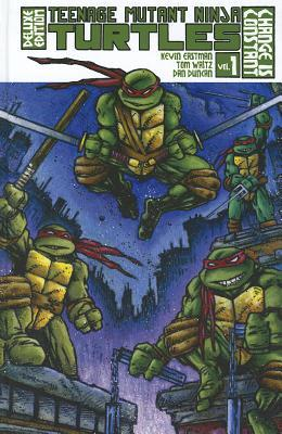 Teenage Mutant Ninja Turtles, Volume 1: Change is Constant (2012)