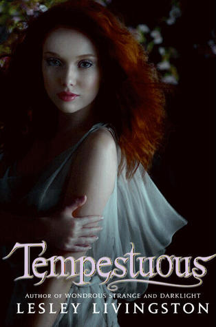 Tempestuous (2010) by Lesley Livingston