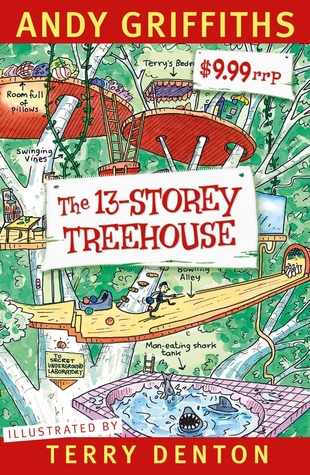 The 13-Storey Treehouse (2011)