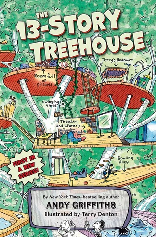 The 13-Story Treehouse (2013)