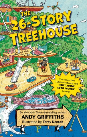 The 26-Story Treehouse (2014)