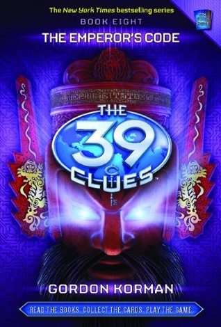 The 39 Clues #8 The Emperor's Code (2010) by Gordon Korman