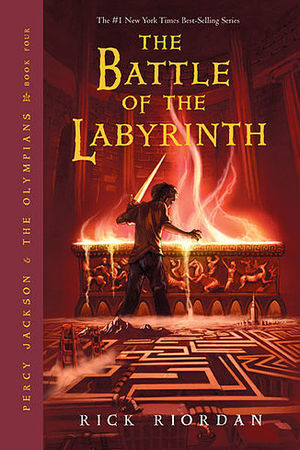 The Battle of the Labyrinth (2008) by Rick Riordan