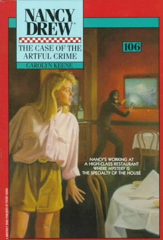 The Case of the Artful Crime (1992) by Carolyn Keene