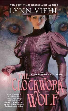 The Clockwork Wolf (2014) by Lynn Viehl