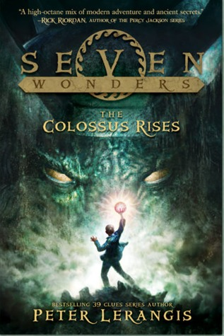 The Colossus Rises (2013) by Peter Lerangis