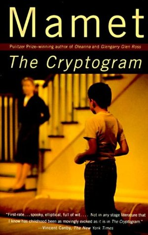 The Cryptogram (1995) by David Mamet