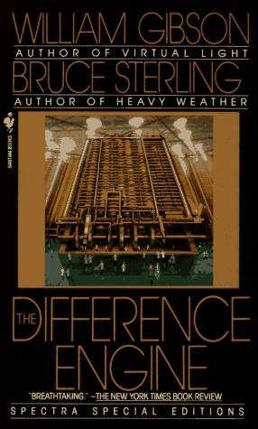 The Difference Engine (1992) by William Gibson