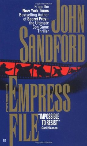 The Empress File (1992) by John Sandford