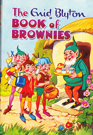The Enid Blyton Book Of Brownies (1990) by Enid Blyton