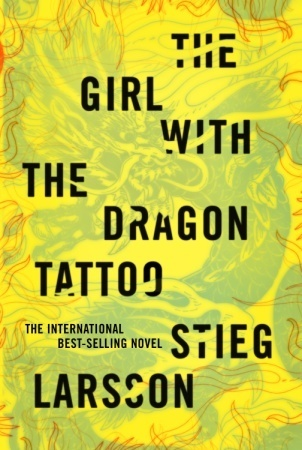 The Girl with the Dragon Tattoo (2008) by Stieg Larsson