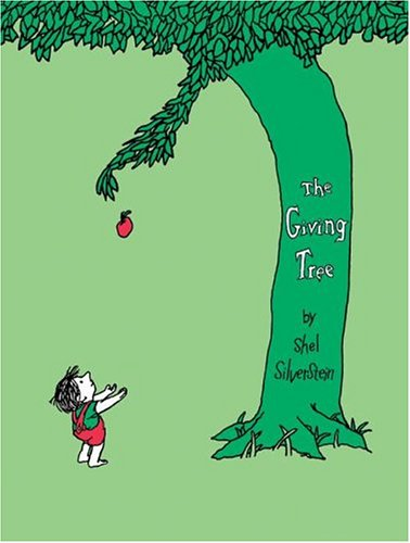 The Giving Tree (1964) by Shel Silverstein