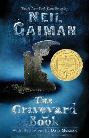 The Graveyard Book (2008)