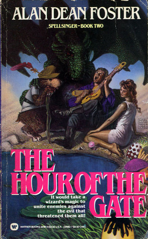 The Hour of the Gate (1984) by Alan Dean Foster