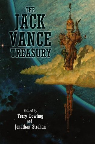 The Jack Vance Treasury (2007) by George R.R. Martin