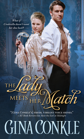 The Lady Meets Her Match (2015) by Gina Conkle