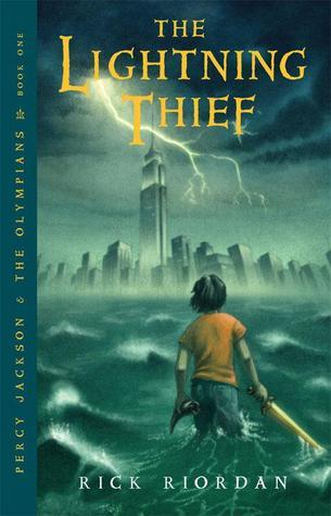 The Lightning Thief (2006) by Rick Riordan