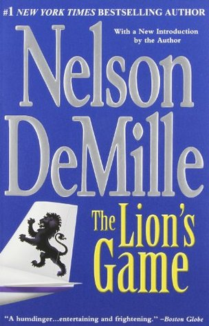 The Lion's Game (2002) by Nelson DeMille