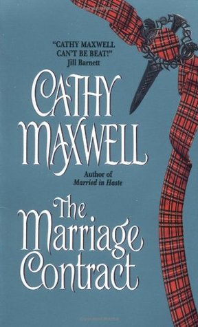 The Marriage Contract (2001) by Cathy Maxwell