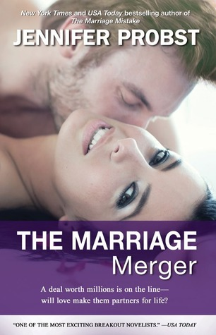 The Marriage Merger (2013) by Jennifer Probst