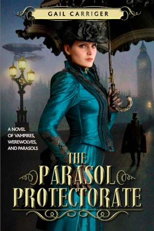 The Parasol Protectorate, Volume 1 (2000) by Gail Carriger