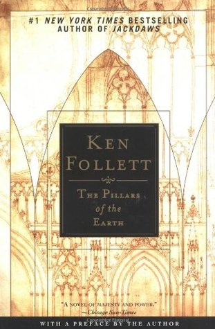 The Pillars of the Earth (2002) by Ken Follett