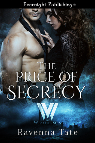 The Price Of Secrecy (2015) by Ravenna Tate