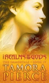 The Realms of the Gods (2006) by Tamora Pierce
